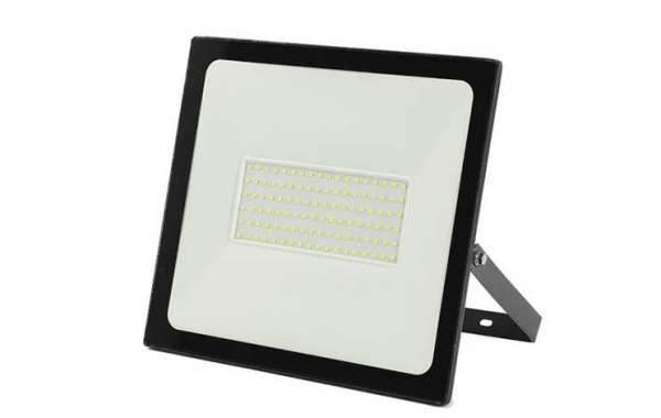 100w Outdoor Ultra-thin Led Floodlight Different Options