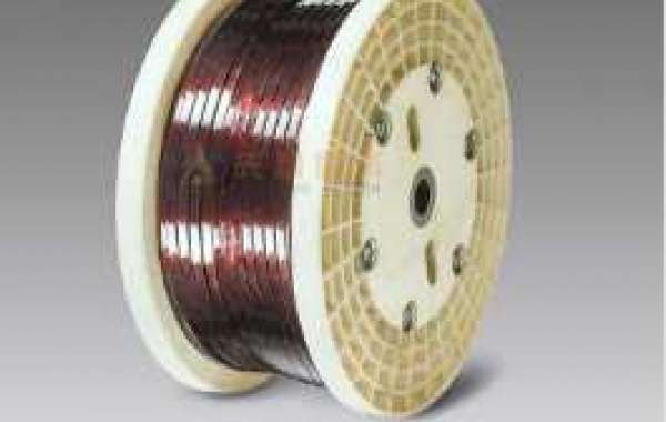 Magnet Wire Industry Where Rectangular Enameled Copper Wire Is Located