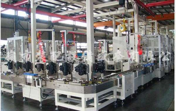 We Suggest You To Choose Brake Assembly Line