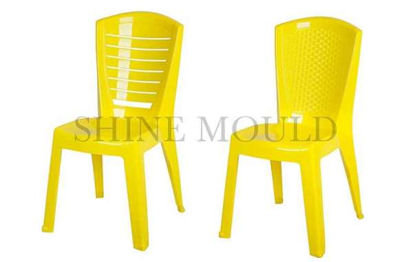 Steps Of Chair Mold Production