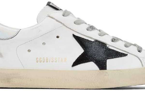 Golden Goose Ball Star with