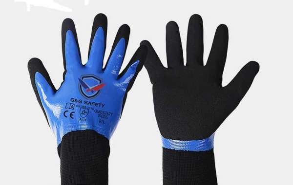 The History Of The Glove Factory