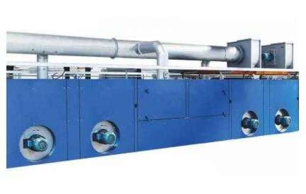 Protection Of Hot Air Stenter Machine