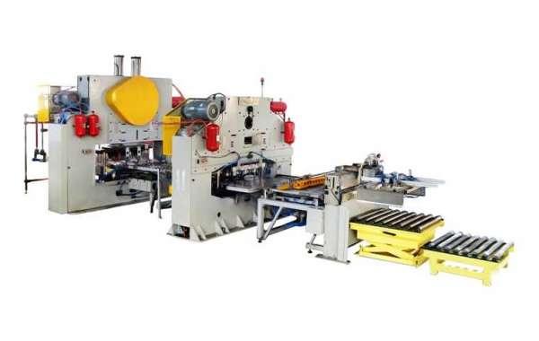 Know Characteristics of Food Machine Production Line