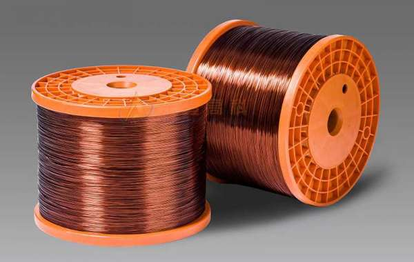 Round Enameled Wire Needs To Be Wound Tightly To Obtain High Magnetic Density