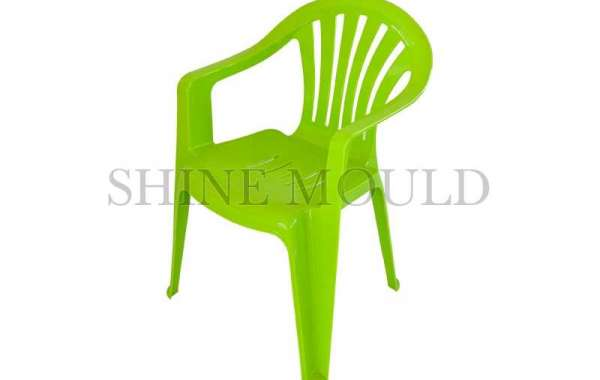 Plastic Chair Mould Is Widely Used