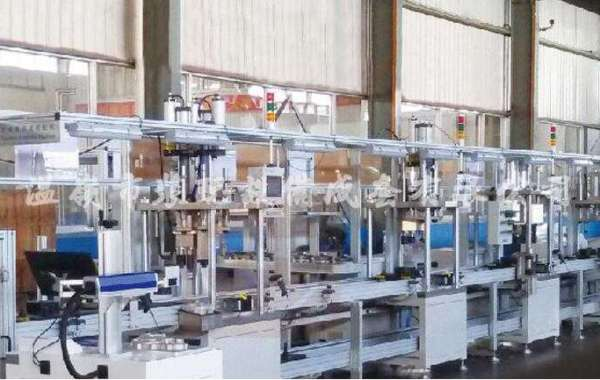 You Need to Choose Rimei Car Assembly Line