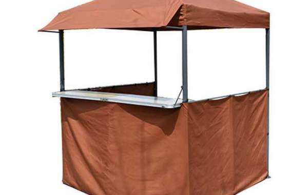 Do You Know The Classification Of Outdoor Folding Gazebo