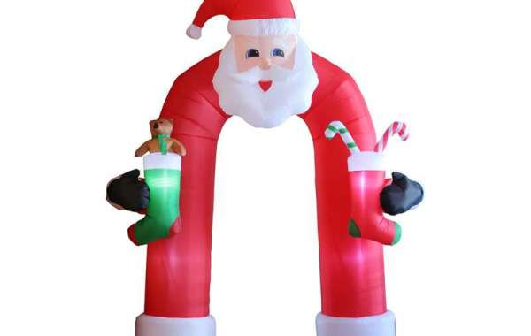 Outdoor Holiday Inflatable Decorations Decorate Your Yard