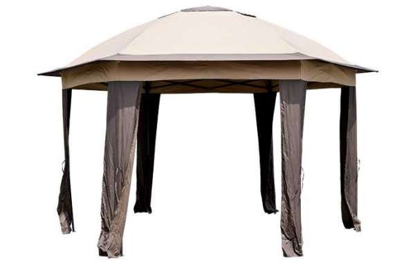 Different Kinds Of Easy Pop Up Gazebo Are Used In Different Occasions