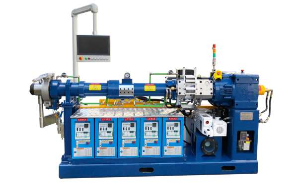 An Introduction of Three Aspects of Rubber Extruder