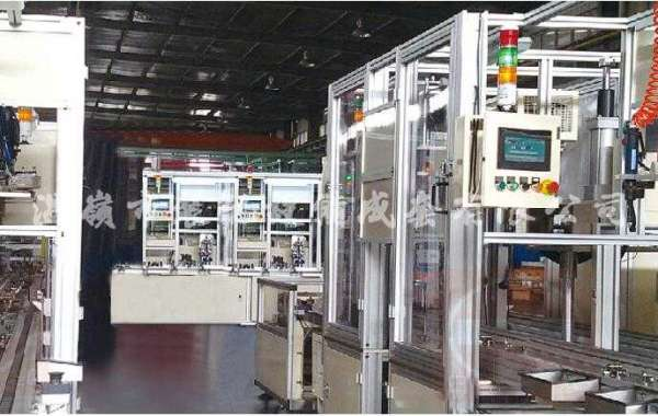 Automated Car Production Line Can Be A Good Choice