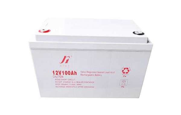 How Does Sealed Solar Battery Work?