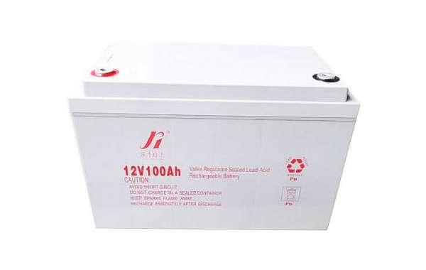 Performance Characteristics Of Sealed 12v Battery