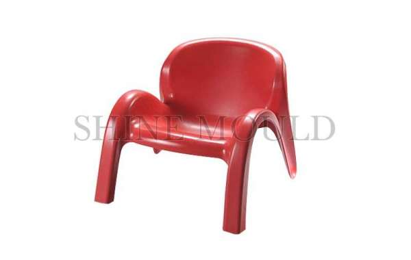 The Cooling Channel Of The Armchair Mould Is Carefully Designed