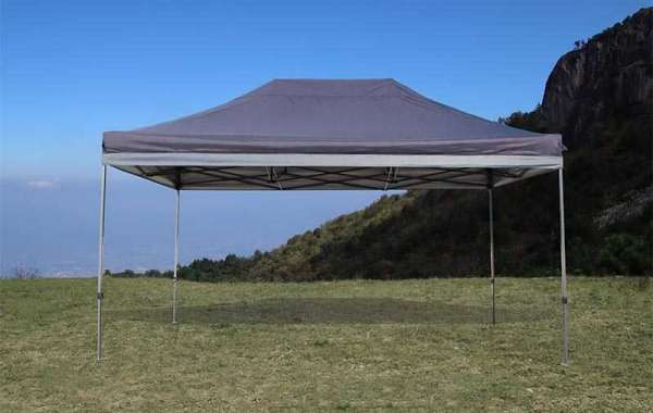 What Is The Size Of Outdoor Garden Gazebo?