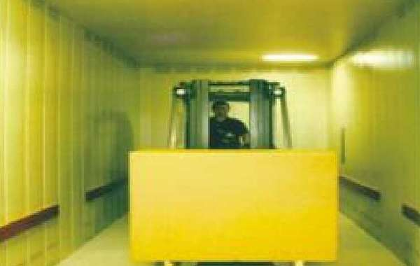Freight elevators need regular maintenance