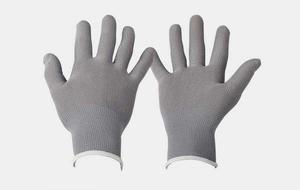 Knitted gloves have very strict requirements for raw materials