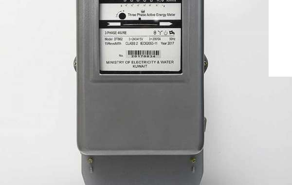 Working Principle Of Mechanical kWh Meter