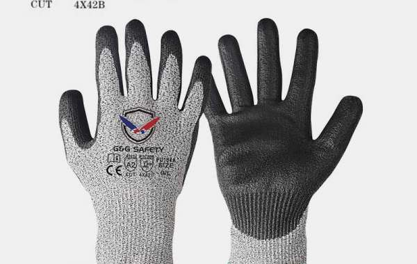 What is special about the pilot's protective gloves?