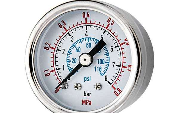Why Vent A Pressure Gauge Filled With Liquid?