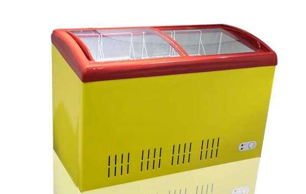 Top Open Door Freezer's Technology