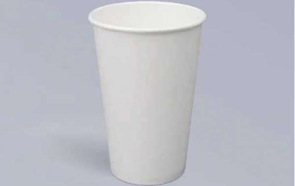 Relevant Introduction of Single-Layer Cold Drink Paper Cups