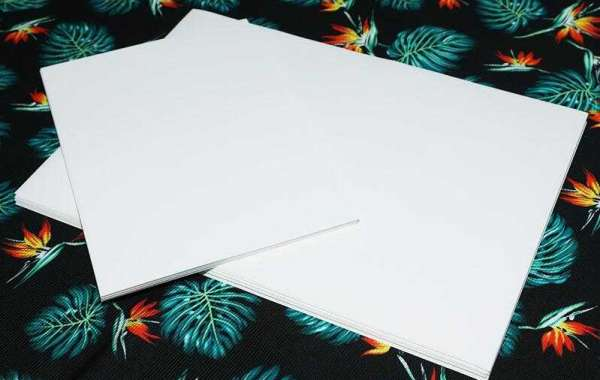 Mass Operation Of Sublimation Heat Transfer Paper