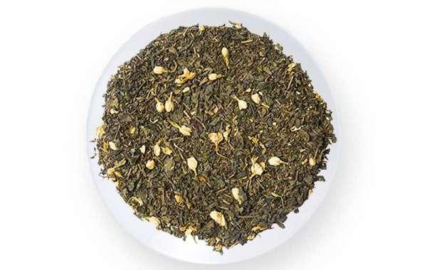 China Green Tea May Have Many Good Effects