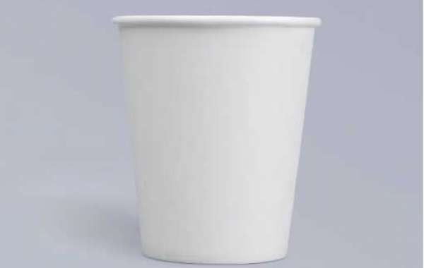 Coated paper cups have good barrier properties