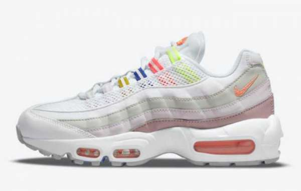 Nike Air Max 95 White Multi will be released in 2021