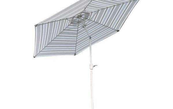 Different Maintenance Methods For Outdoor Patio Umbrella