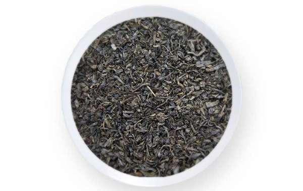 China Green Tea Basics Are Introduced