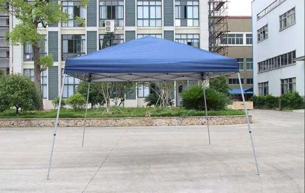 We Suggest You to Clean Your Advertising Tent Before You Break Camp