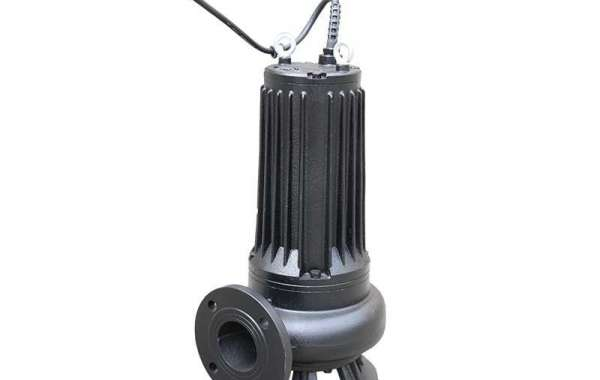 Submersible Sewage Pump is commonly used in municipal and industrial applications