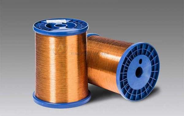 Application Of Rectangular Enameled Aluminum Wire