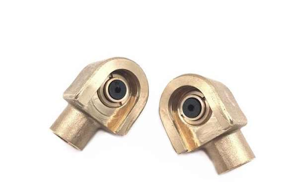 High Pressure Grease Fittings And Their Accessories