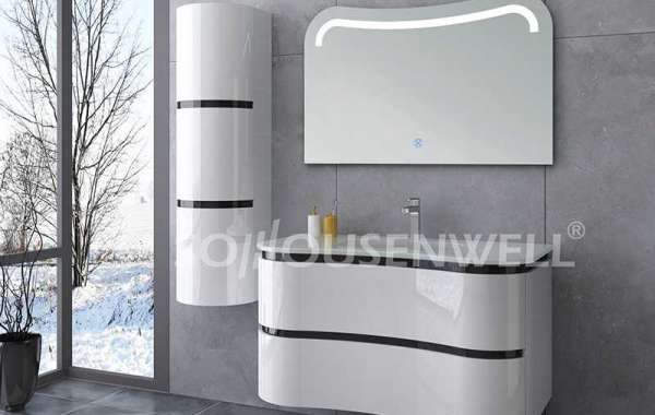 What are the advantages of pvc bathroom cabinets?