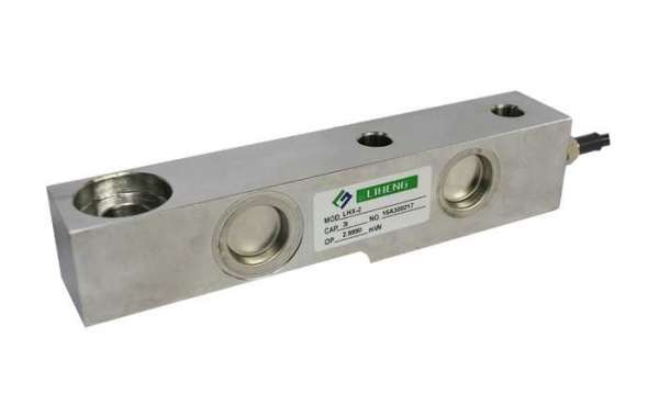 shear beam load cell, like all other modern load cells
