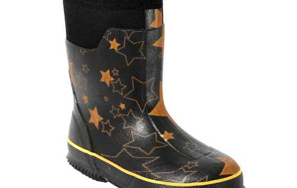 You Can Know Advantages of Jinhu Solid Rain Boots