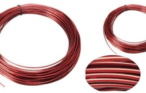 Industries and Applications of Enameled Round Wire