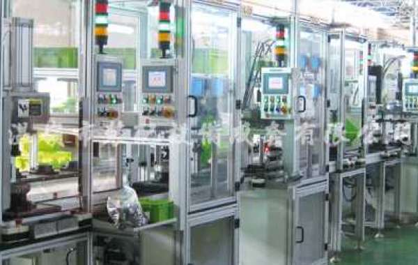 There Is An Introduction of Tools Used on Car Assembly Line