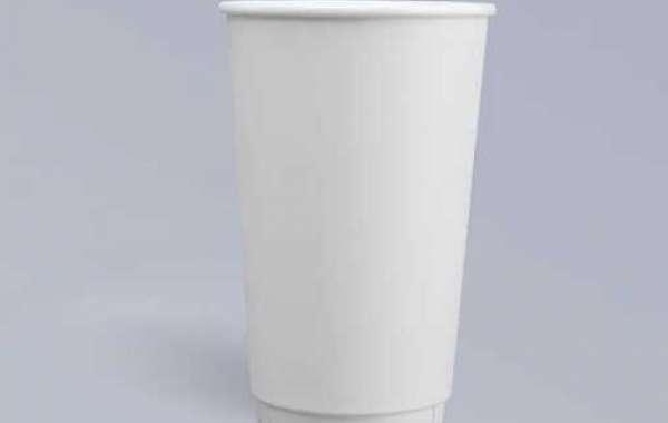 Paper milk tea cups are not easy to break