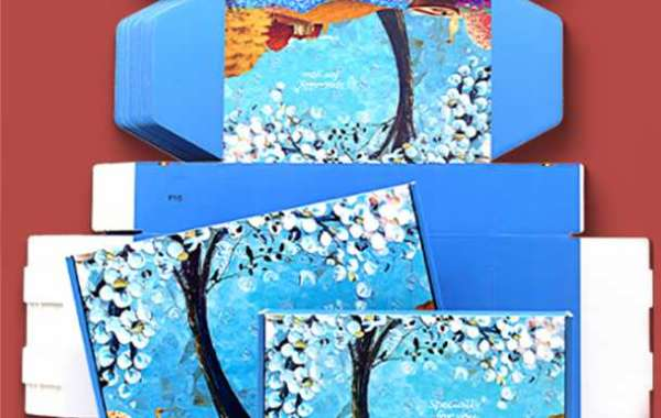 The Hot Stamping Process can Improve the Aesthetics of the Packaging Box